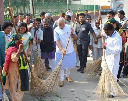 modis-clean-india