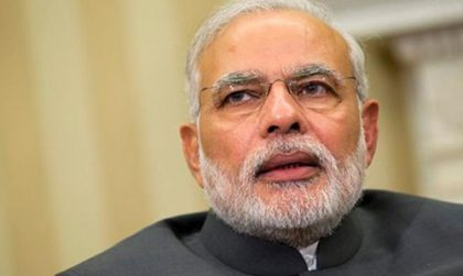 PM criticises Congress for questioning EC for delay in announcing Gujarat Assembly polls