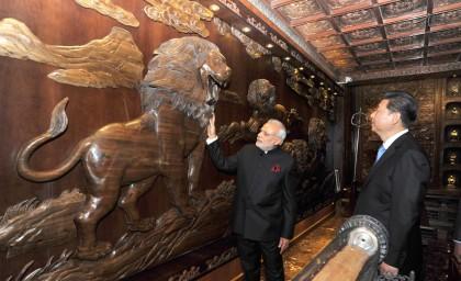 Modi's China Odyssey