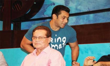 Salim Khan rejects Salman's song
