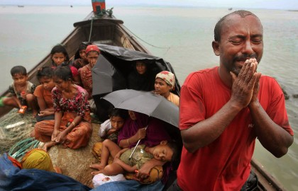 Genocide Of Rohingyas Of Myanmar