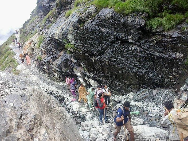 Manimahesh Yatra Trek To Lord Shiva S Playground Uday