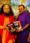 Presented issue of Uday India to Swami Chidanand Saraswati, Paramarth Ashram, Rishikesh