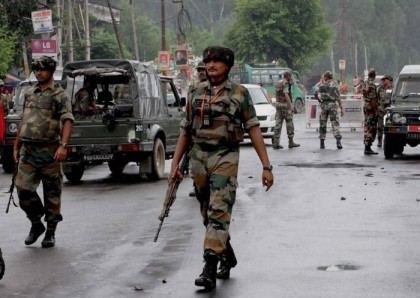J & K: Terrorists attack joint patrolling party of state police & CRPF in Pulwama district