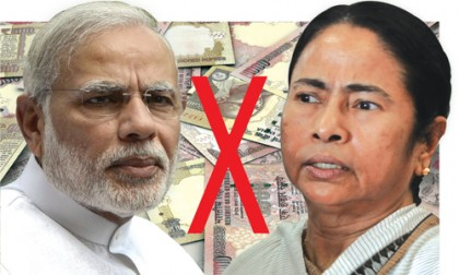 Demonetisation and Modi-Mamata Tussle