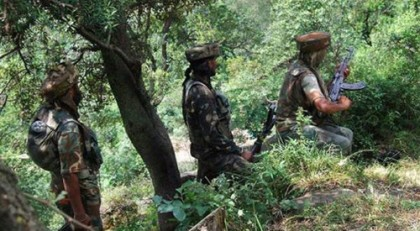 Pak forces again violate ceasefire in Poonch district of J&K