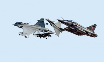 IAF's Combat Aircraft Shortfall A Ticking Time Bomb