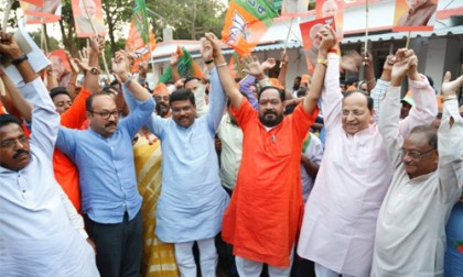 BJP's Sunrise in Odisha  Is BJD losing ground in Odisha? Panchayat elections suggest this trend