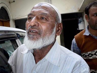 Saifullah's father Sartaj