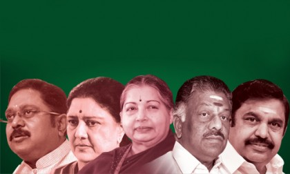 Will AIADMK Survive or Succumb?