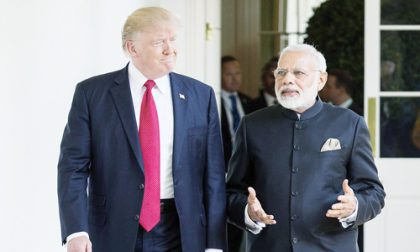 Modi's visit to USA  True Friend meets the Indispensable Partner
