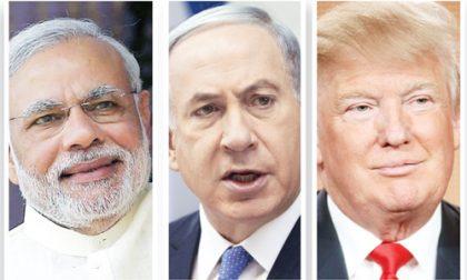 Modi's Netanyahu-Trump card