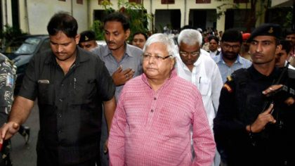 ED registers money laundering case against Lalu Prasad and family