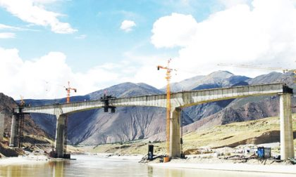 Dual Infrastructure in Tibet  A Threatening Scenario for India?