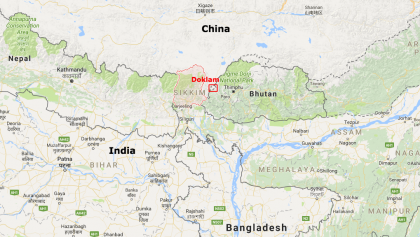 Doklam standoff: a case of Chinese duplicity