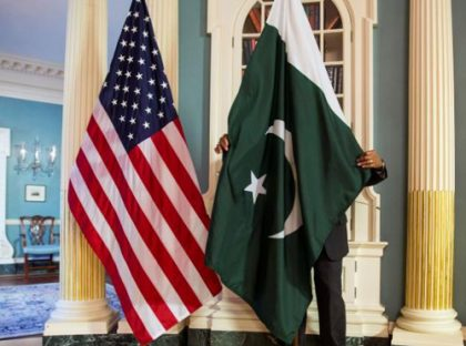 US House imposes conditions for defence funding to Pakistan