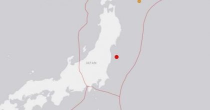 Japan: 5.8 magnitude earthquake hits northeast of Tokyo