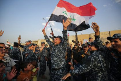 Iraq declares victory over ISIS after months-long battle in Mosul