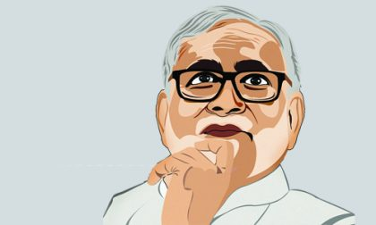 This is politics: CM Nitish resigns Nitish takes oath as CM