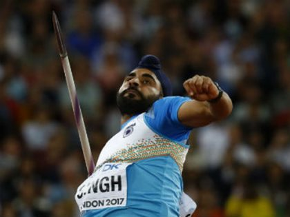 World Athletics Championships: India's Davinder Singh Kang becomes 1st Indian to qualify for javelin throw final