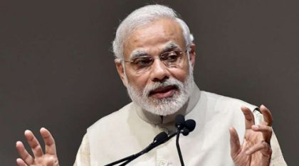 PM Modi invites ONGC to take up a challenge of developing energy efficient electric cooking stove