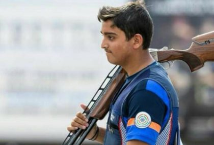 Shapath Bharadwaj wins bronze at Junior Shotgun World Cup