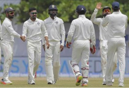 Sri Lanka to resume first innings at overnight score of 50/2 against India today