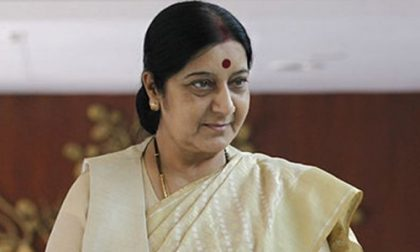 Countering terrorism growing priority for India & US: EAM Sushma Swaraj