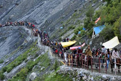All Kailash Mansarovar pilgrims safe, secure: MEA