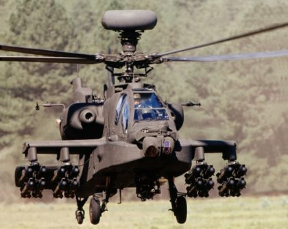 Defence Ministry clears proposal to procure 6 Apache attack helicopters for Army