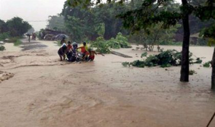 Death toll in Flood affected Bihar reaches 493; Situation in Uttar Pradesh remains grim