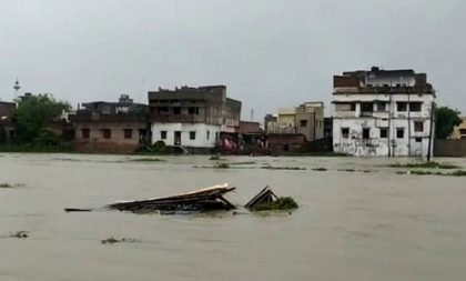 Flood situation in Bihar, Assam continues to be grim; All trains connecting Northeast cancelled till Sunday