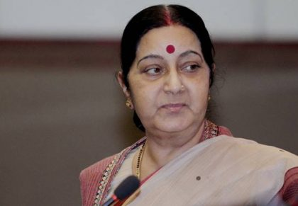 India's foreign policy is now at its best says External Affairs Minister Sushma Swaraj