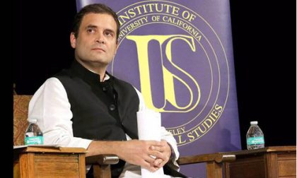 """VAYAM PANCHA ADHIKAM SHATHAM"":  Obviously, Rahul Gandhi is not aware of this famous Dharmaraya Principle"