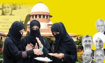 SC Rightly Annuls Unconstitutional And Arbitrary Instant Divorce