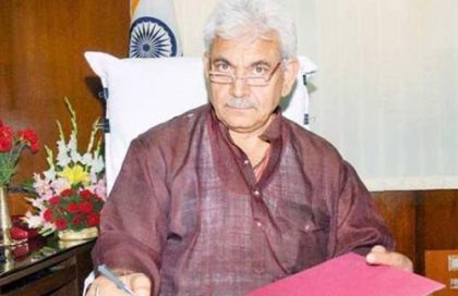 Government to provide broadband services to one lakh gram panchayats by year end: Manoj Sinha