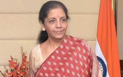 Defence Minister Sitharaman leaves for Jammu and Kashmir on 2 day visit