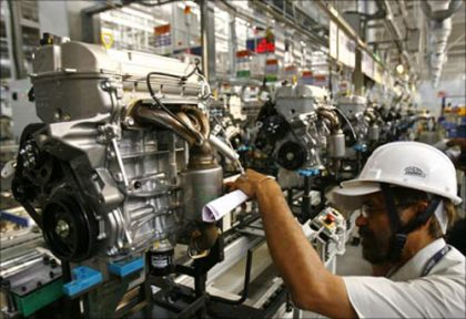 India's industrial production grows 1.2 per cent in July
