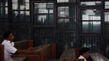 Egypt: 43 people sentenced to life in prison
