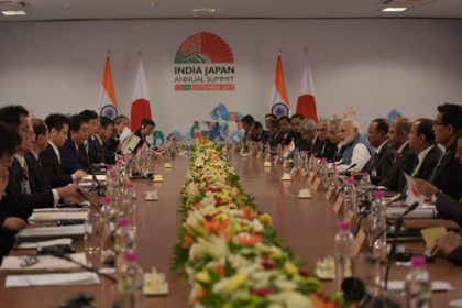 India, Japan ink 15 agreements for enhancing bilateral co-operation