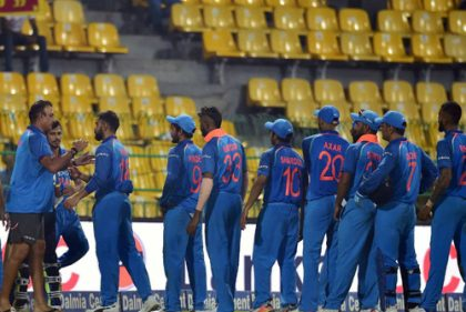 India becomes 1st visiting country to inflict 5-0 whitewash on Sri Lanka