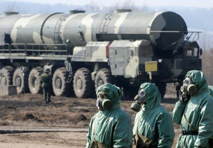 Russia says it has liquidated last arsenal of chemical weapons 3 years ahead of Schedule