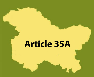 Questioning the Article 35A
