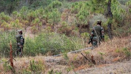 Ceasefire violation by Pak in Poonch; five persons, including two BSF jawans injured