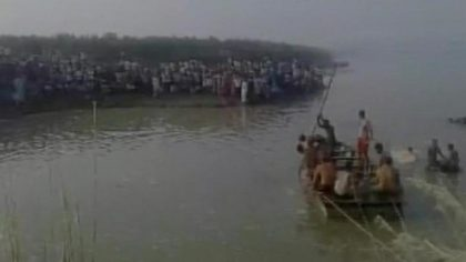 18 dead after boat capsizes in UP's Baghpat