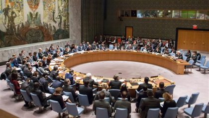 US determined to vote at UN Security Council to impose tough new sanctions against North Korea: Diplomats