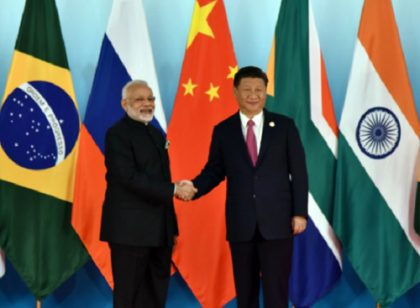 PM Modi holds bilateral talks with Xi Jinping on sidelines of BRICS summit in Xiamen