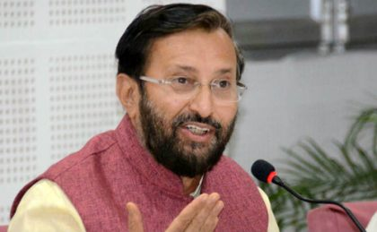 Govt saved Rs 65,000 cr through DBT : Javadekar