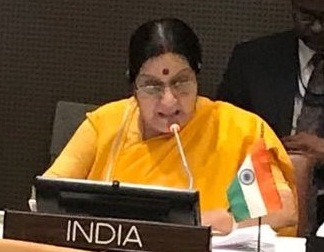 India urges world community to act against countries using terrorism as a state policy instrument