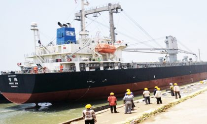 First crude oil cargo from the US received at Paradip
